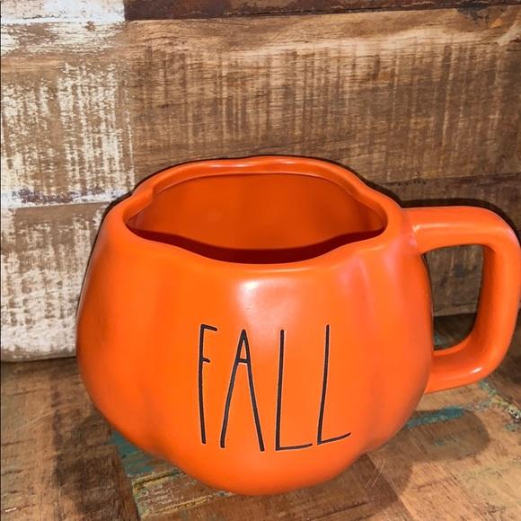 Rae Dunn FALL Ceramic Mug